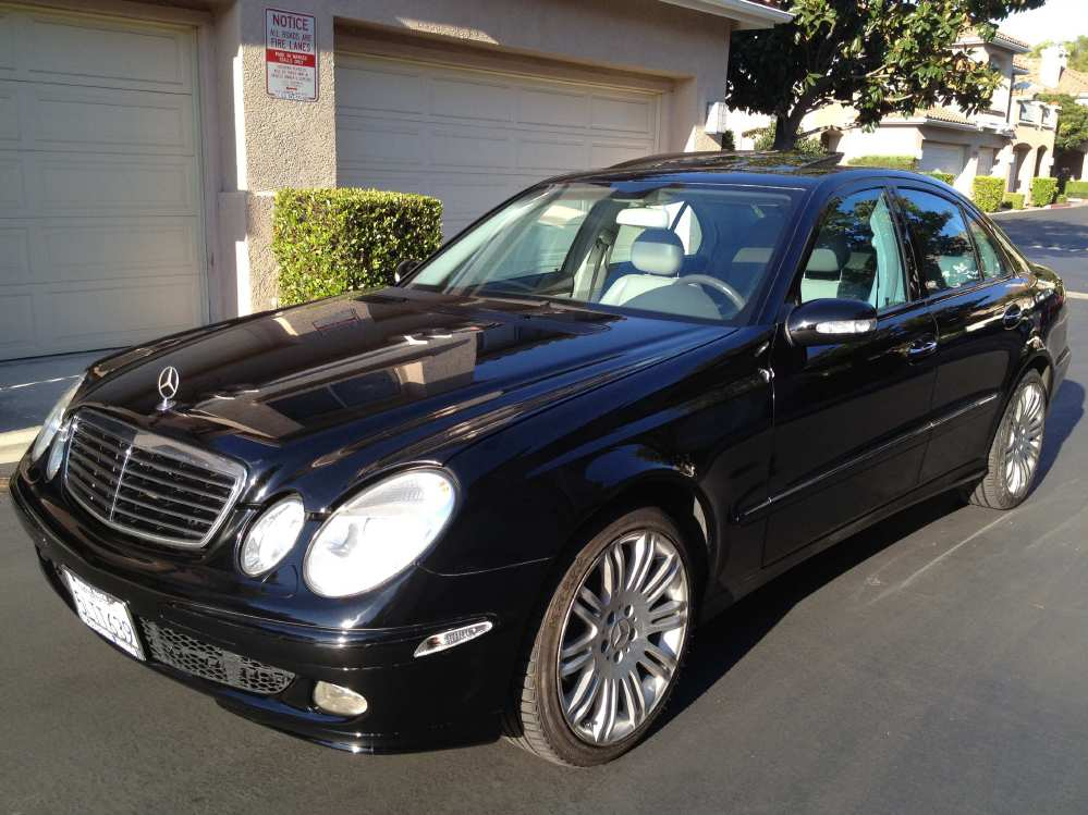 Mercedes e320 2005 oxcars classics worldwide oxcars for 2005 e320 mercedes benz