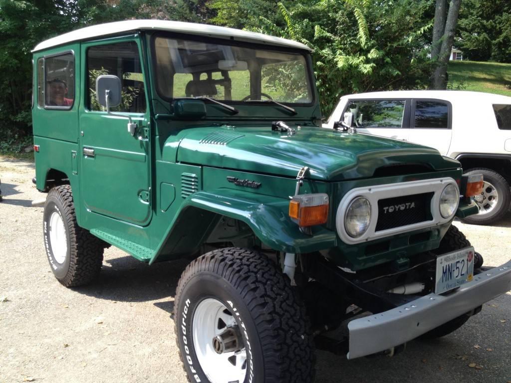 1977 Toyota LandCruiser - € 21.990 - US $ 22.990 -