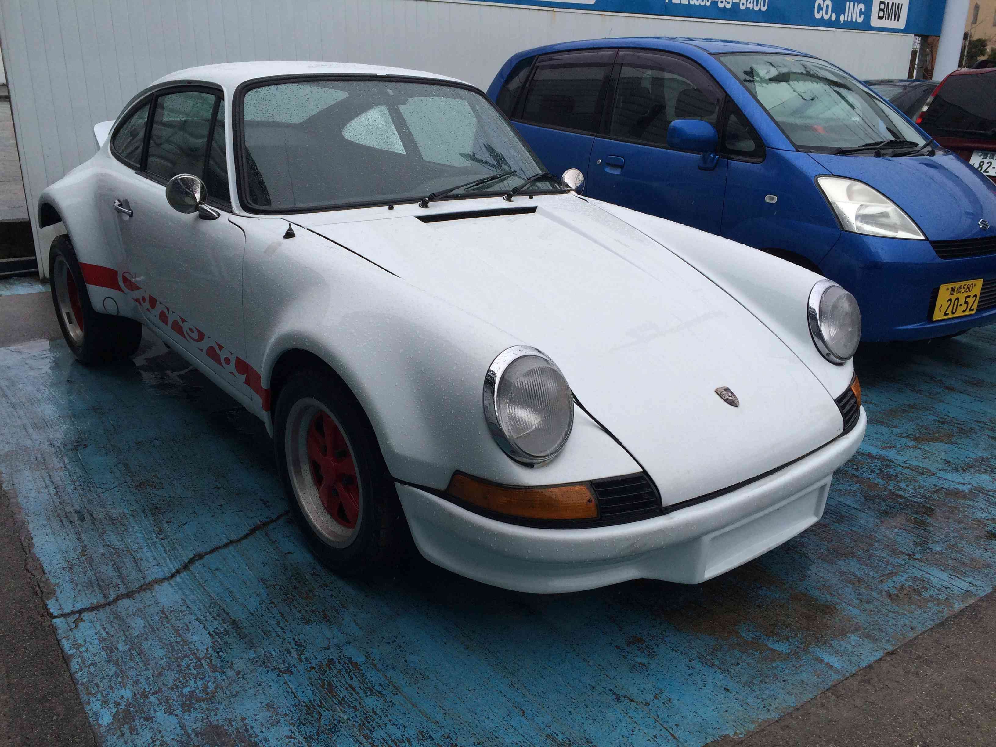 1973 Porsche 911T - Coupe - € 69.911 - US $ 69.911 -