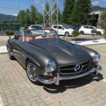 1956 Mercedes Benz 190SL NEU - € 179.190.- US $ 219.190.-