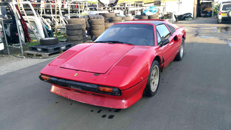 1982 Ferrari 308 GTSi - € 19.999.- US$ 24.308.-