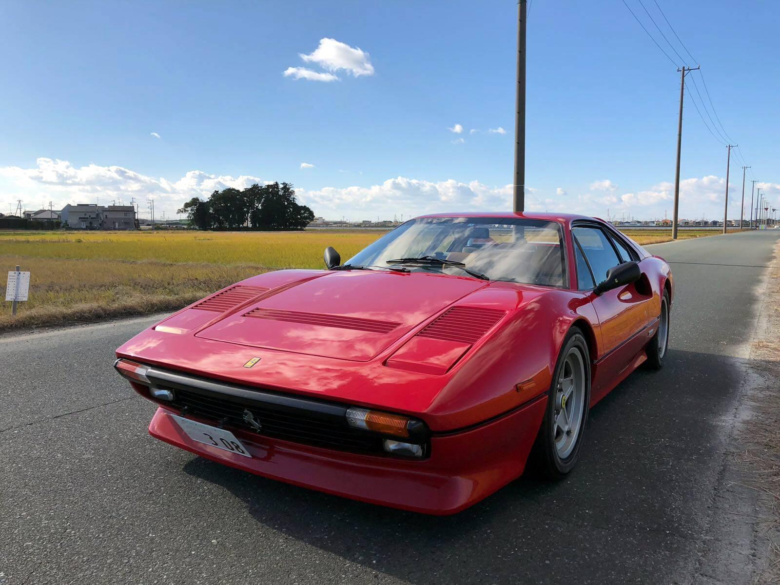 1982 Ferrari 308 GTB Quattrovalve - € 79.308.- US $ 94.308.-