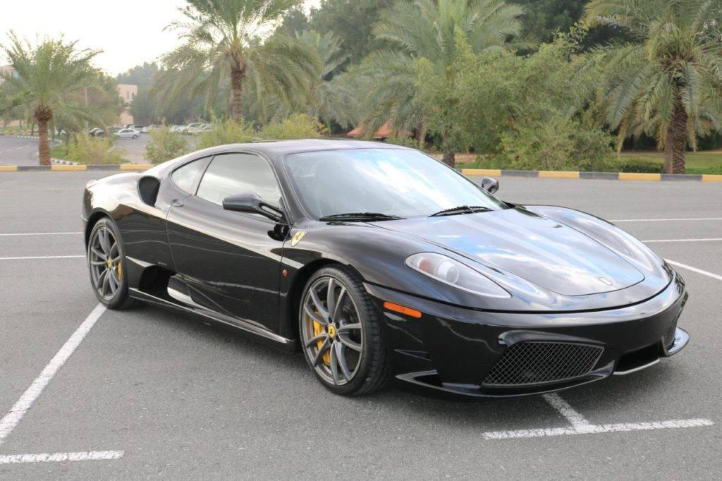 2009 Ferrari F430 Scuderia ex Rotterdam EUR 159.000.-